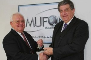 Mufon director steps down as International Director