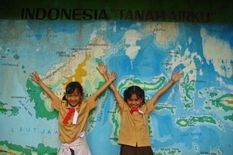 ya, milik kalianlah Indonesia kelak.