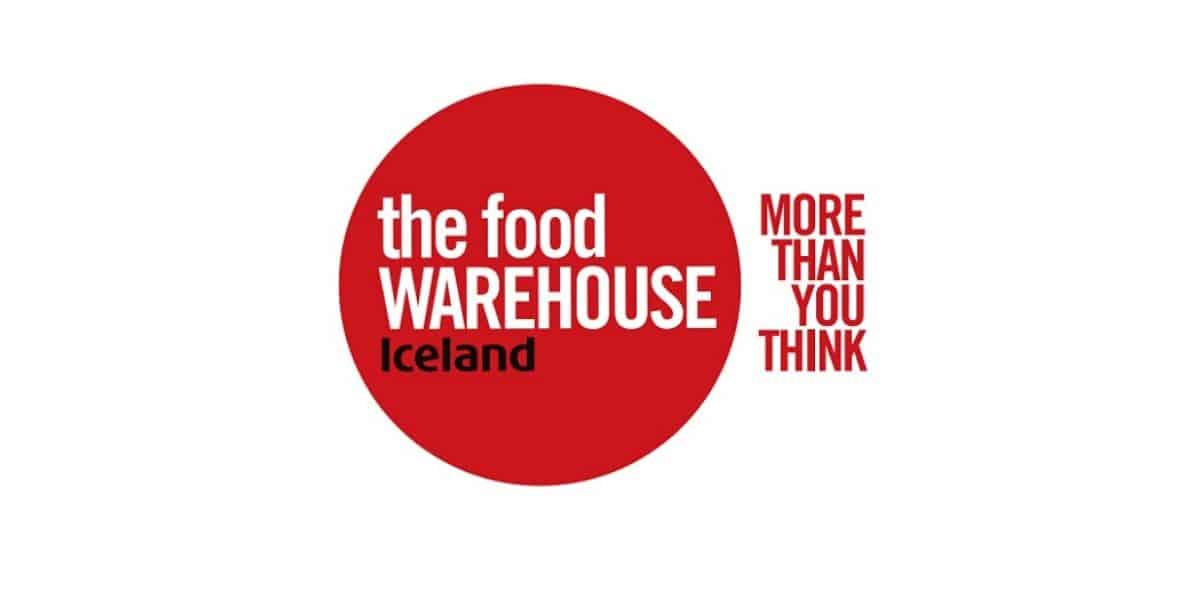 The Food Warehouse logo