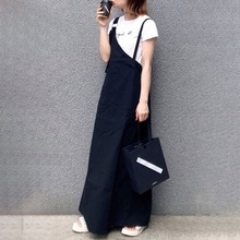 Korean Style Elegant Office Ladies Black Plus Size Women Long Dresses Casual High Waist Split Japan Female Vintage Chic Dress