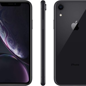 Apple iPhone XR, 256GB, Black - For AT&T (Renewed)