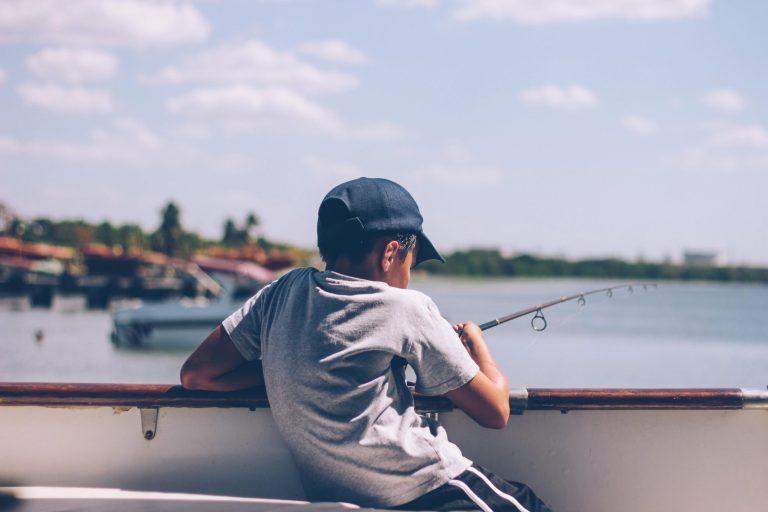 Hoe onthaak je een vis als amateurvisser?
