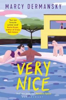 Cover image for Very Nice by Marc Dermansky