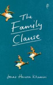 Cover image for The Family Clause by Jonas Hassen Khemiri