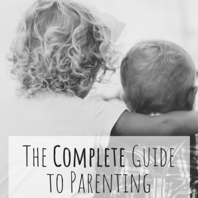 The Complete Guide To Parenting Two Under 2