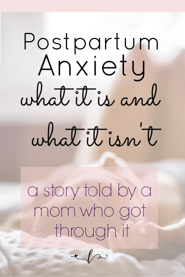 Postpartum anxiety is a complicated beast. The signs and symptoms of postpartum anxiety aren't always obvious and the treatment isn't always simple. I had feelings of postpartum depression for weeks without recognizing. Read what to do and what not to do when you think you might be experiencing a postpartum mood disorder. #postpartumanxiety #postpartum