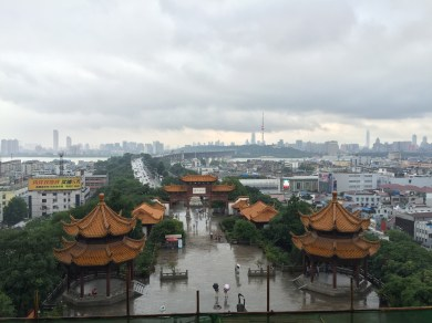 Wuhan - 17th june