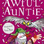 tween books awful auntie