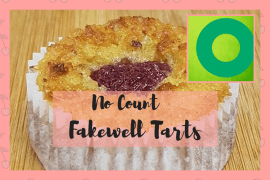 No Count bakewell tarts