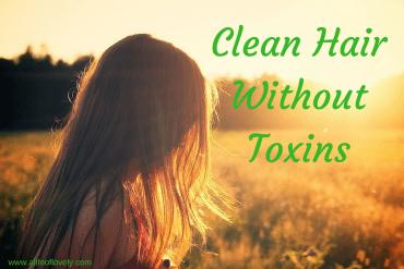 toxin free shampoo - a life of lovely