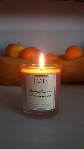 Zoik soy candle