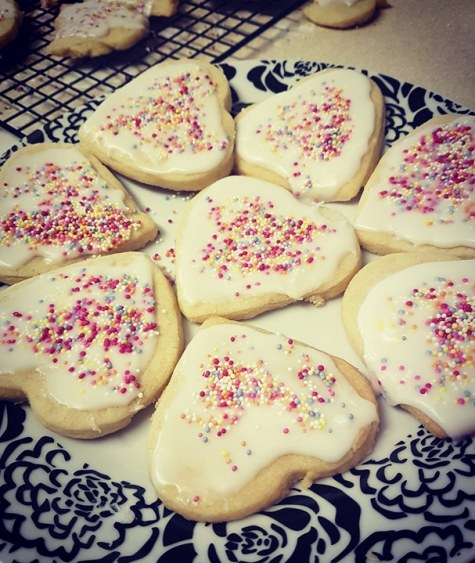 homemade shortbread biscuits
