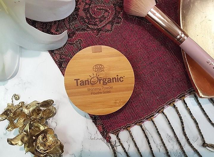Tan Organic Duo Bronzer