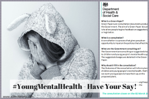 #YoungMentalHealth – Have Your Say! – by Sophie B