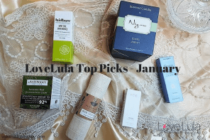LoveLula Top Picks – January