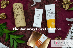 The January LoveLula Box – PLUS GIVEAWAY