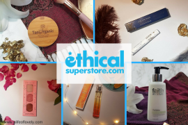 Vegan beauty from The Ethical Superstore