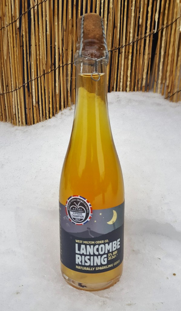 Lanscombe Rising cider