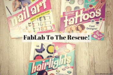 FabLab To The Rescue!
