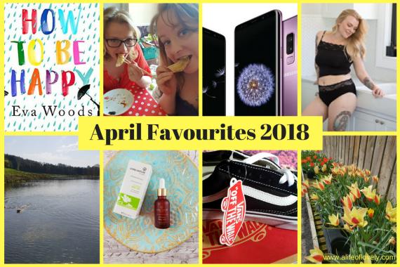 April Favourites 2018