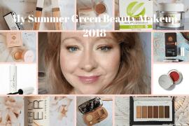 My Summer Green Beauty Makeup 2018