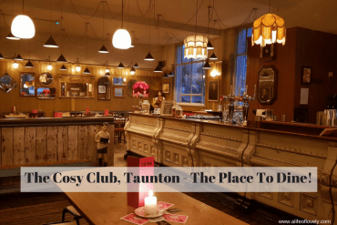 The Cosy Club, Taunton - The Place To Dine!