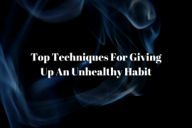 Top Techniques For Giving Up An Unhealthy Habit