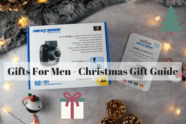 Gifts For Men - Christmas Gift Guide