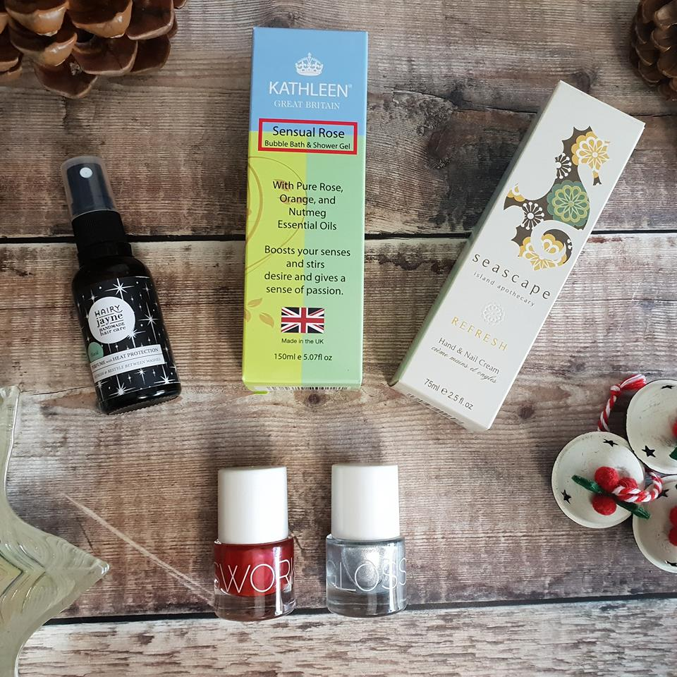 LoveLula December box