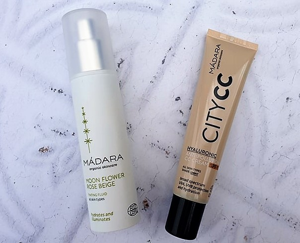 Difference between Moonflower and CC Cream