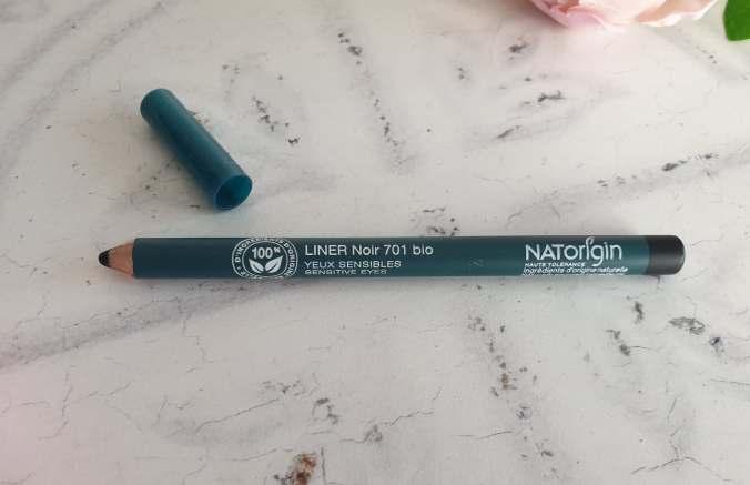 NATorigin Pencil Eye Liner Black