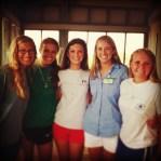 137. Camp friends