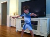 Ninja moves