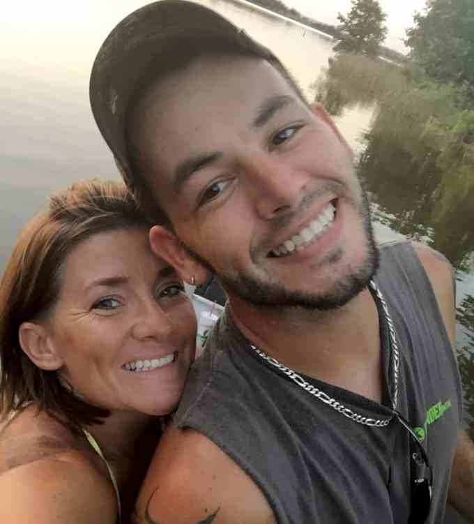 marriage, fishing, a life on the farm