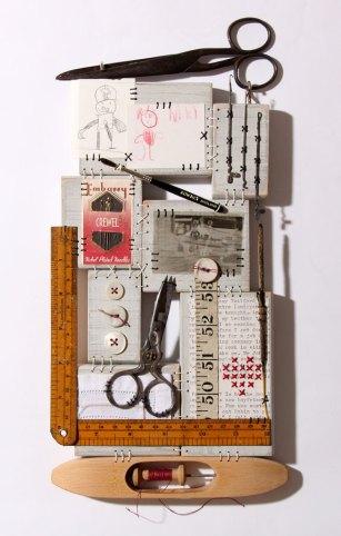 7 Patch Patchwood Sampler - Ali Ferguson Textiles