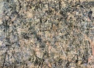Jackson Pollock Number 1 (Lavender Mist), 1950