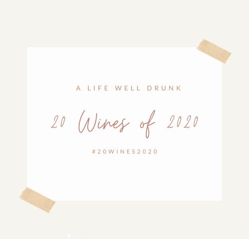 20 Wines of 2020