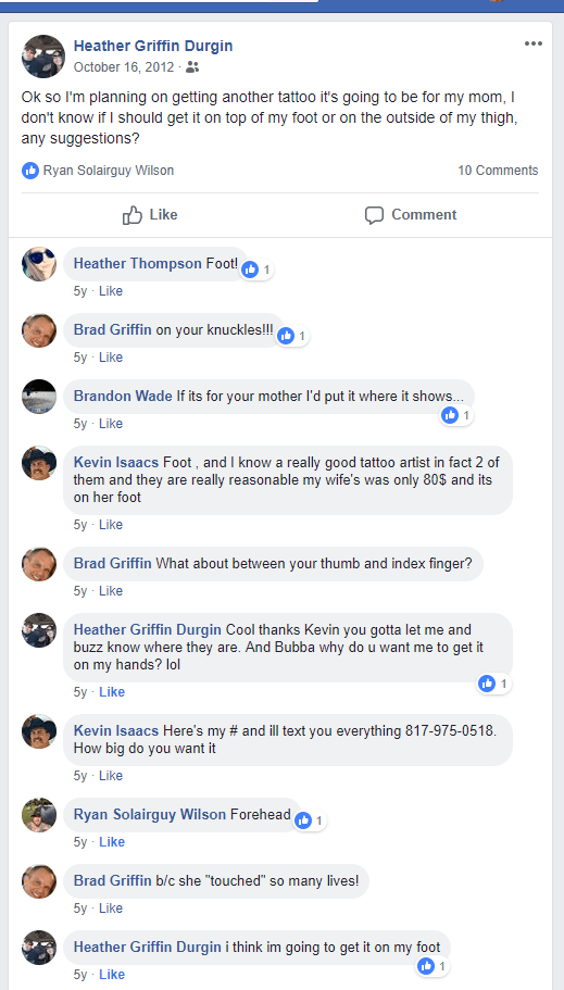 """Kevin Isaacs at Pathway Church's Safety Team knows fully well that our mother, Jan Griffin, has passed away *YEARS* ago. Yet, when Faith Conaway walks up to him and introduces Suzanne Truax as """"mother"""", Kevin Isaacs simply decides - what?: """"Screw the truth. Let's just run with some more lies and cover up reality"""" .....really?Kevin Isaacs at Pathway Church's Safety Team knows fully well that our mother, Jan Griffin, has passed away *YEARS* ago. Yet, when Faith Conaway walks up to him and introduces Suzanne Truax as """"mother"""", Kevin Isaacs simply decides - what?: """"Screw the truth. Let's just run with some more lies and cover up reality"""" .....really?"""