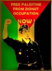 Kepal Tangan Untuk Pembebasan!