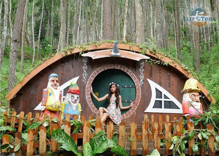 10 tempat wisata Hits kawasan mangunan