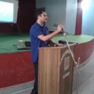 Ahmad Waris Rizvi Visits AMS