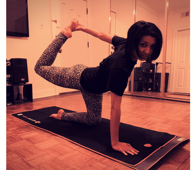 Yoga Pose Of The Day – Half Bow Pose