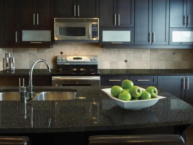Solid Surface Counter Top by Hanex