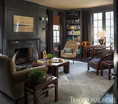 Home Office by Lisa Hilderbrand, Welhil Interiors