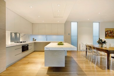 Modern Kitchen & Lighting Design by Canny