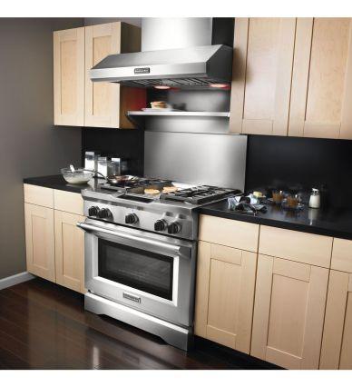 KitchenAid 36 Pro Style Range