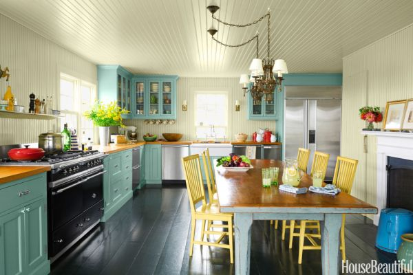 Southern Farmhouse Kitchen by Kari McCabe