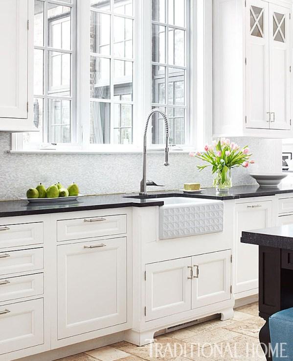High Arc Faucet 'Axor Citterior,' Buckingham Interiors + Design