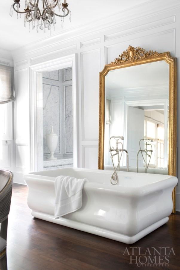Luxury Soaking Tub, Karen Ferguson, Harrison Designs