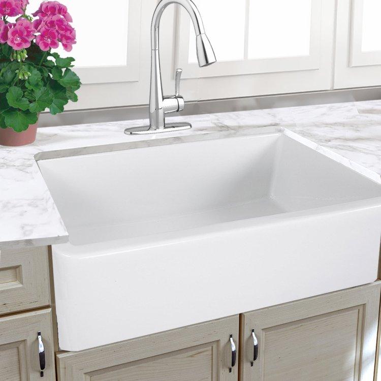 kitchen trends 2018, kitchen sink trends